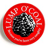 Lump O' Coal Gum (3 Unit Per Order) - Perfect Christmas Gift for the Holidays