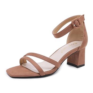 Chaussures à bouts carrés JAY