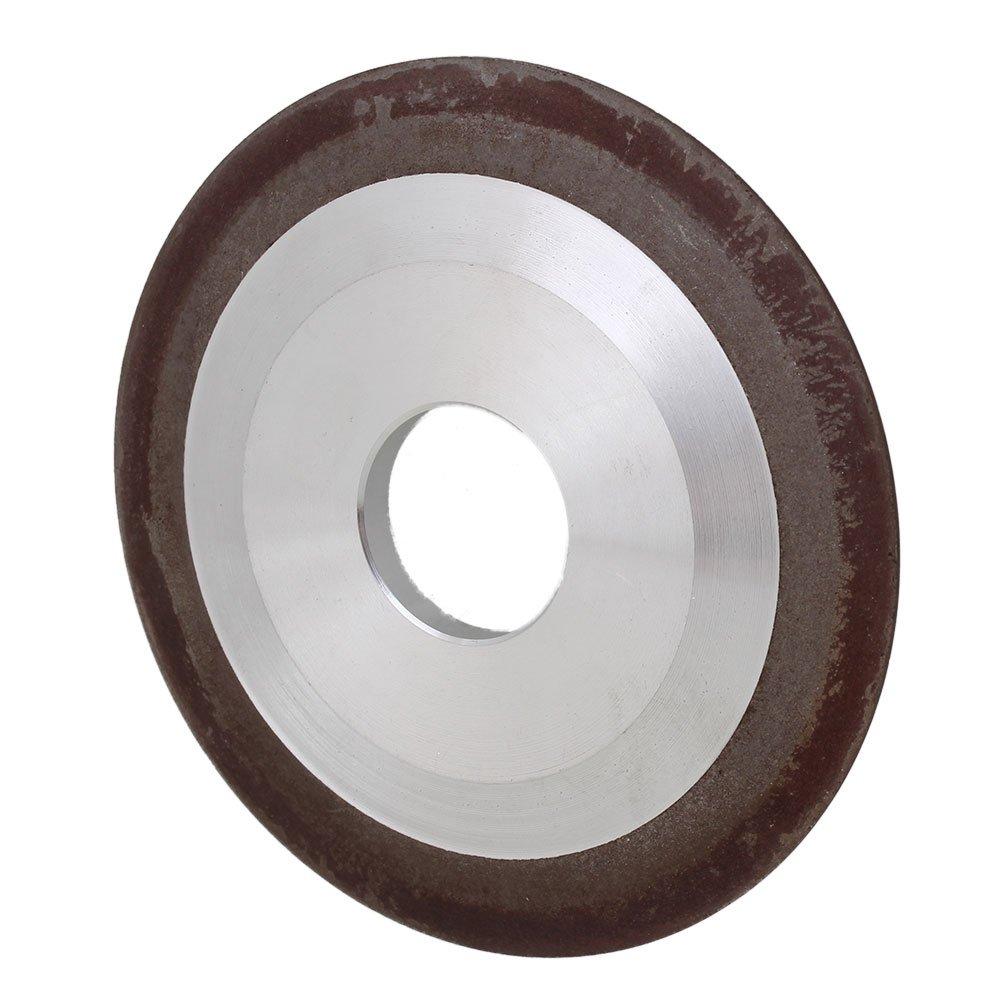 Disque diamant PDX 125 /× 10 /× 25 mm grain 150 pour lames de scie /à bois