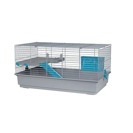 VOLTREGA Jaula Conejos Volt. 955 90 Cm. 1 Unidad 500 g: Amazon.es ...