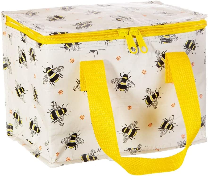 Sass /& Belle Busy Bees Bolsa para el almuerzo