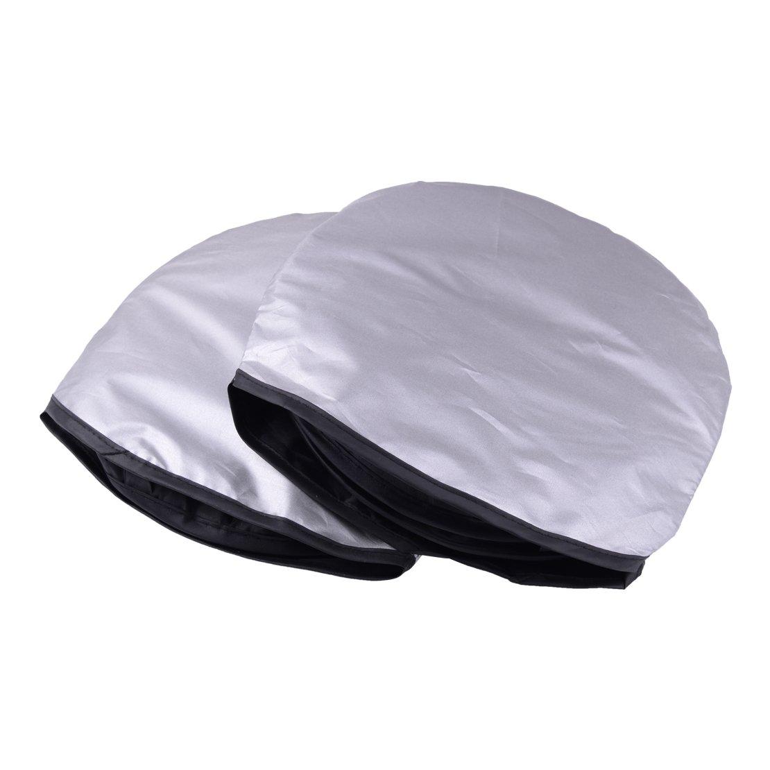 beler 2 pcs pliable toit ouvrant ombre parasol chaleur isoler Fit pour Mini Cooper F54 F55 R55 F56 R56 2007-2017