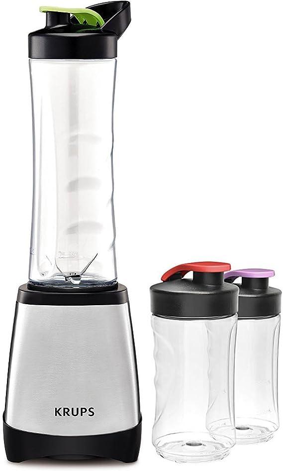 Krups Batidora con 2 x AEG adicional botellas ventaja Premium Pack ...