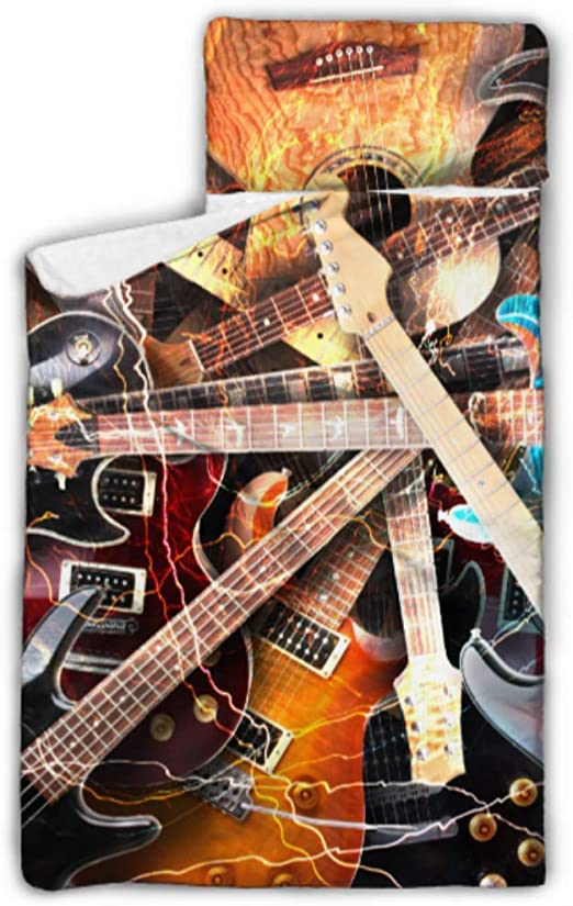 Jazz Rock Cool Guitarra eléctrica para niño Estera suave para ...