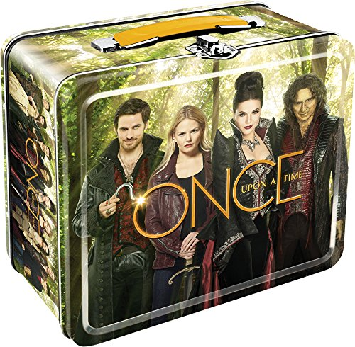 Aquarius Once Upon a Time Large Tin Fun Box -