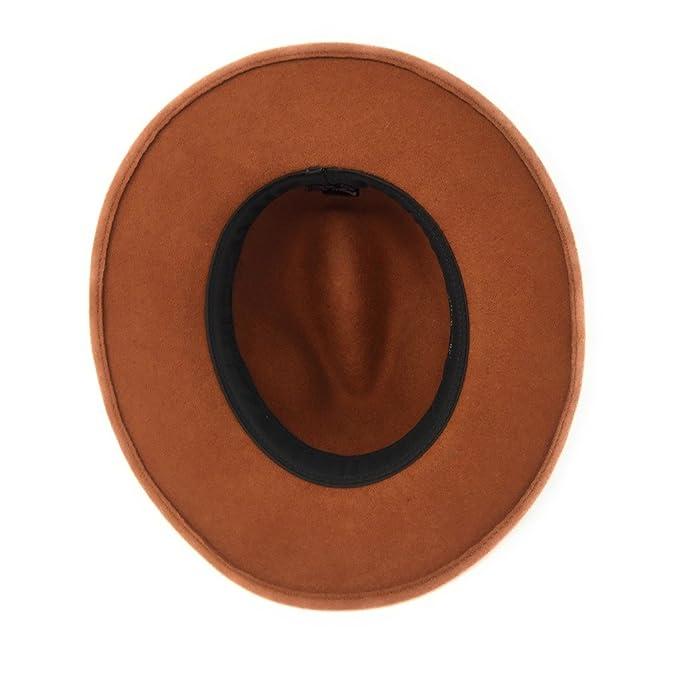 dcf175e53ec Cotswold Country Hats Womens Fedora Hat. Showerproof - Teflon Coated. Wool. Leather  Belt