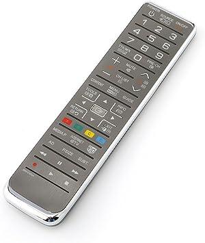 Luckystar Universal Mando a Distancia de Repuesto para Todos los Samsung LED Smart TV LCD 3D con retroiluminación con Botones: Amazon.es: Electrónica