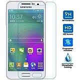 Protector de Pantalla para Samsung Galaxy A3 Cristal Vidrio Templado Premium, Electrónica Rey®