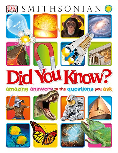 Did You Know?: Amazing Answers to the Questions You Ask (Best Answers To Questions)