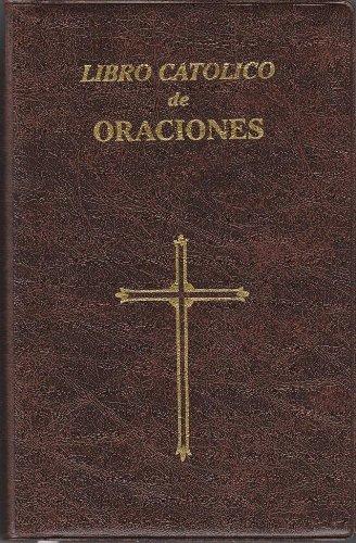 Libro Catolico de Oraciones - Letras Grandes (T-438)