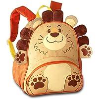 Mochila Infantil Animais Zoo Clio Pets CP8217P - Leão