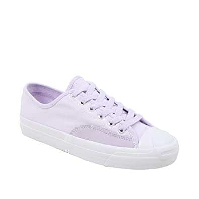 Image Unavailable. Image not available for. Color  Converse Jack Purcell  Pro OX Sneakers Barely Grape ... 27af9b83c