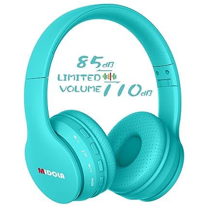 Auriculares inalámbricos Midola para niños con Bluetooth ...