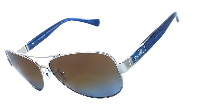 6a5327ebb34 ... discount code for coach hc7047 l103 christina 100 authentic womens polarized  sunglasses silver blue 98935 fec0d