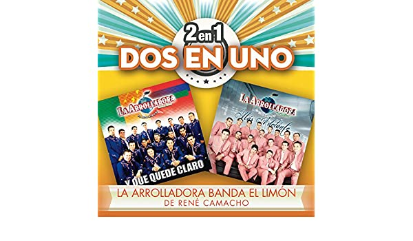 2En1 by La Arrolladora Banda El Limón De René Camacho on Amazon Music - Amazon.com