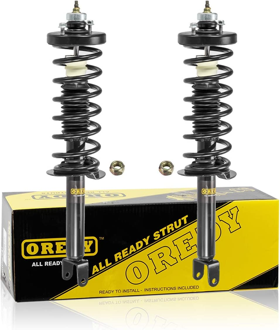 OREDY Rear Left and Right Complete Struts Shocks Assembly Kit 272984 Compatible with Honda Accord EX-L//Touring V6 3.5L 2013 2014 2015