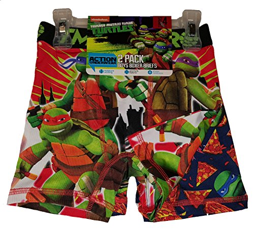 ninja turtle boxer briefs boys - 3