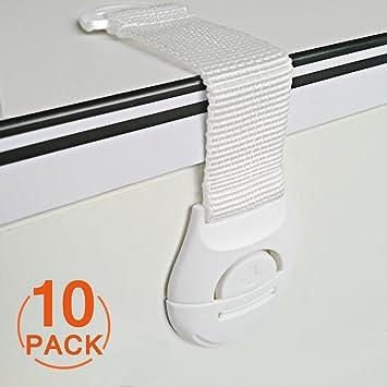 Schrank Sicherung 2er Pack Kinder Sicherung Tür Sicherung Schubladen Sicherung