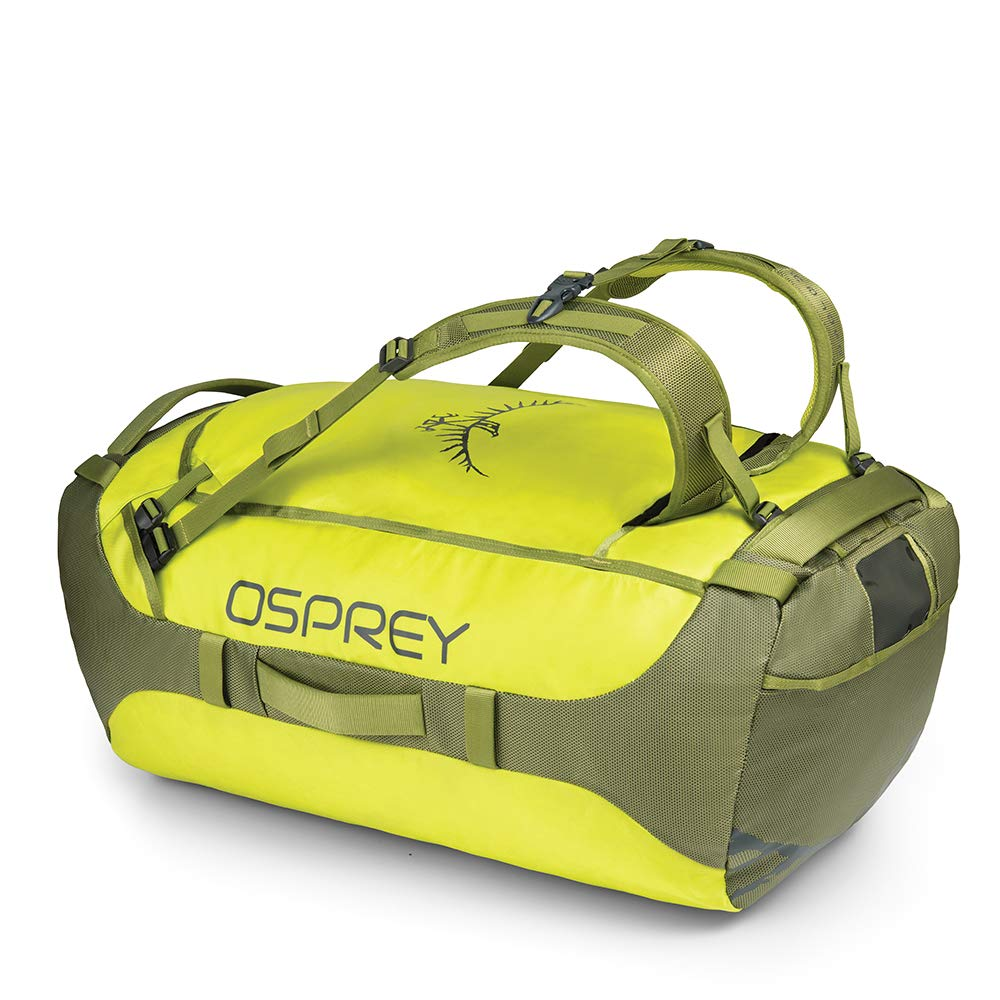 Osprey Packs Transporter 95 Expedition Duffel, Sub Lime, One Size by Osprey