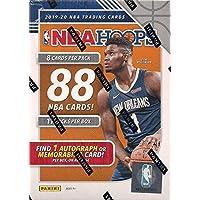$31 » 2019/20 Panini Hoops NBA Basketball BLASTER box (88 cards incl. ONE Memorabilia or Autograph card)