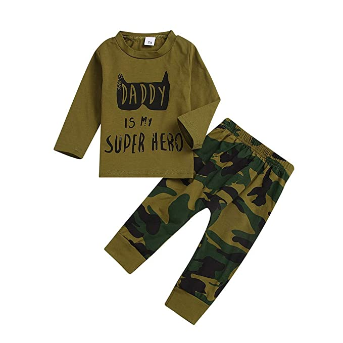 K-youth Ropa Bebe Niño Invierno Daddy IS MY Super Hero ...