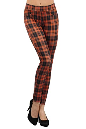 fashion MIC Plaid Slim Fit Pants - Multiple Style and Colors at ...