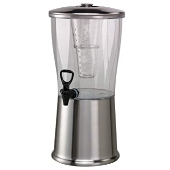 Service Ideas CBDRT3SS Beverage Dispenser