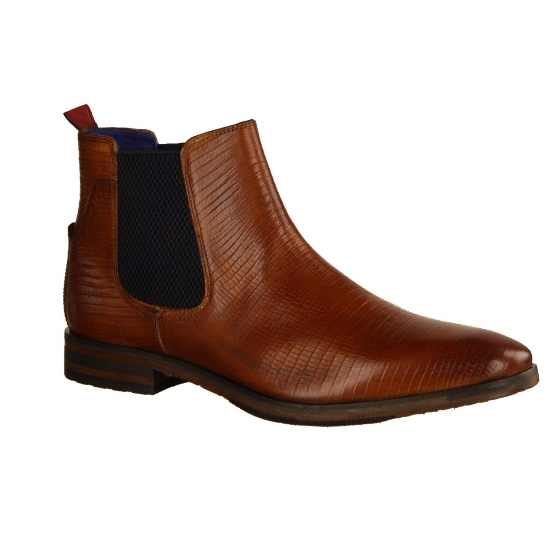 Daniel Hechter Herren 811211211100 Klassische Stiefel Braun (Cognac 6300)