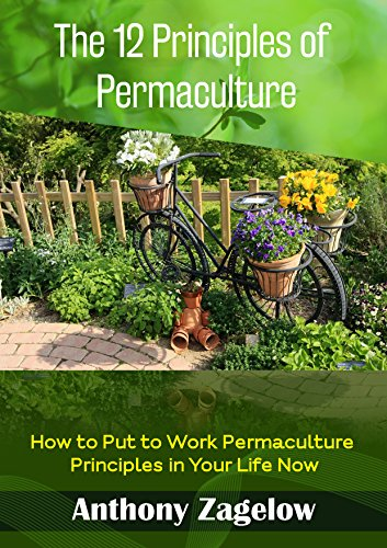 12 Principles Permaculture design Living ebook