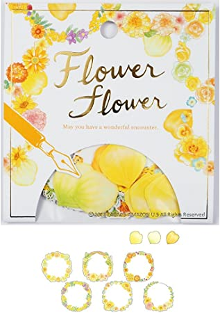 Mind Wave bouquet washi tape Blossom