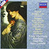 Franck: Sonata for Violin & Piano / Debussy: Sonatas / Ravel: Introduction & Allegro