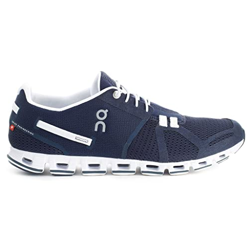 T444Z HAIR PRODUCTS On Cloud Navy White Men s Running Shoes B077SLDY8K