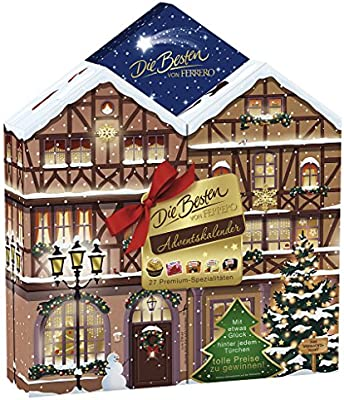 The best of Ferrero Advent calendar …: Amazon.es: Alimentación y ...