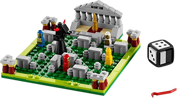 LEGO Mini-Taurus - Juego de Tablero: Amazon.es: Juguetes y juegos