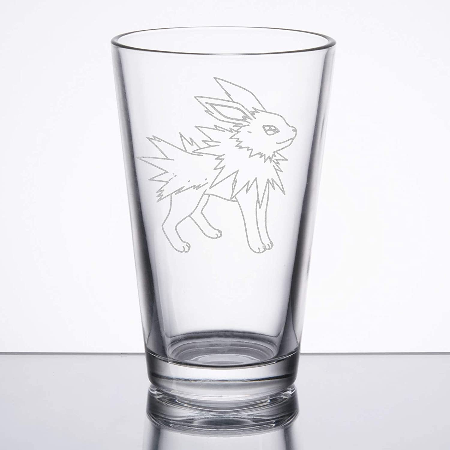 Jolteon - Etched Pint Glass