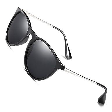Clip-On Lunettes de soleil Course, lunettes de soleil, lunettes de pêche, verres polarisés Lunettes de soleil Mode Styles, Homme femme mixte, Silver