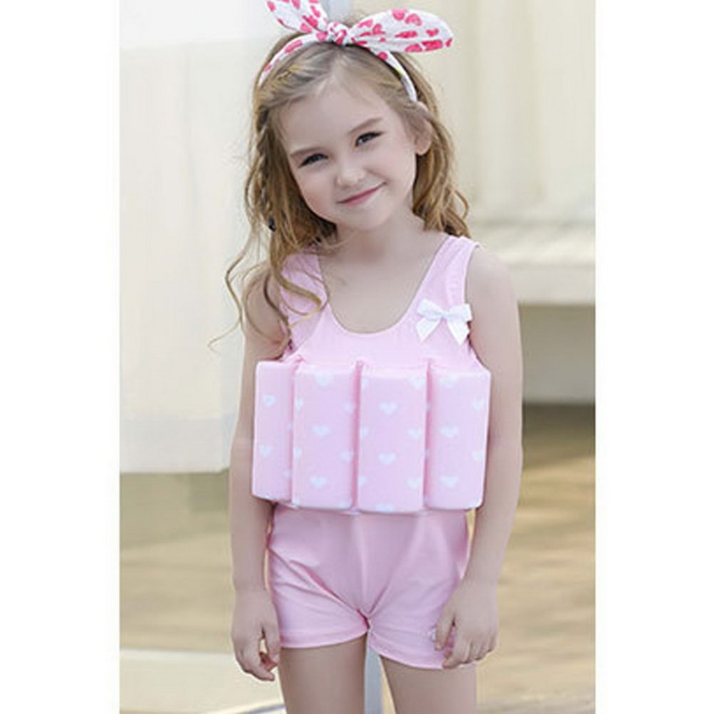 Amazon.com: ARAUS One-Piece Swimsuit Baby Boy Girl Kid Floating Buoyancy Swimwear Float Suit Swimming Costume Age 1-10 Years: Clothing