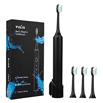 Amazon.com: Sonic cepillo para polvo de dientes eléctrico ...