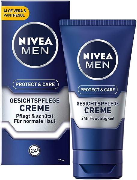Crema de cuidado facial Nivea Men Protect & Care en paquete de 3 ...