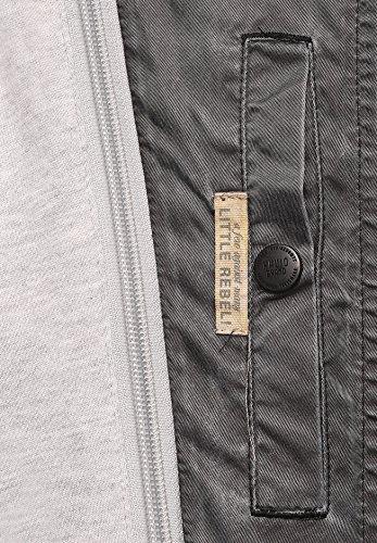 khujo Damen Jacke ROCKDALE WITH INNER JACKET 1637JK161J_WA1 braun (WA1BLK-WAS) K8ejn15L