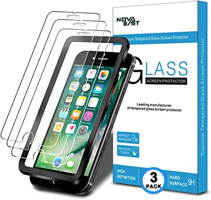 """TEMPERED GLASS  FILM SCREEN PROTECTOR   4.7/"""" HD 100/% 99.9 HIGH QUALITY ON SALE"""