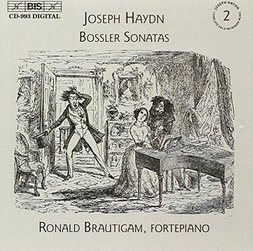 Haydn - Complete Solo Keyboard Music, Vol.2 - Bossler Sonatas by J. Haydn (1999-11-15) ()