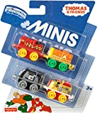 Fisher-Price Thomas & Friends DC Super Friends Character #3 (4 Pack)