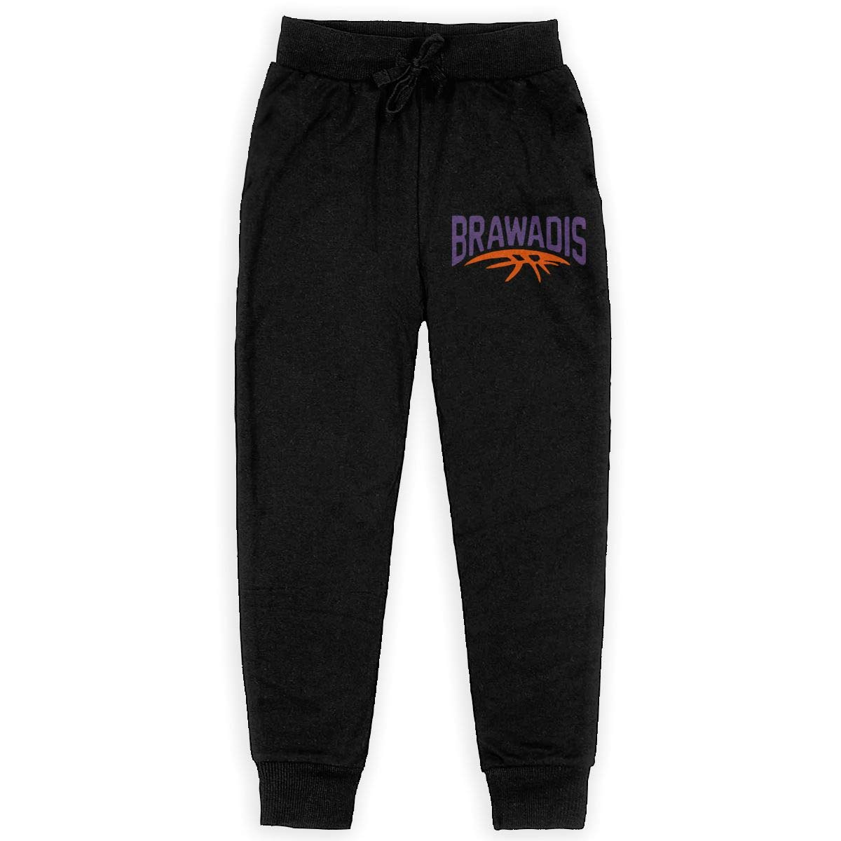 LETE Big Boys Girls Sport Jogger Pants Stretch Active Basic Sweatpants Broad City