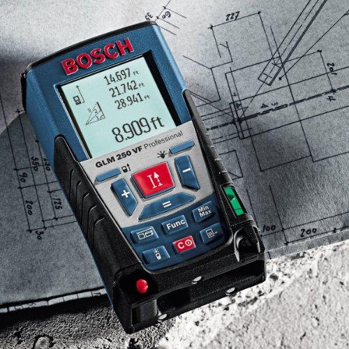 Bosch Glm250vf Professional Distance Meter Laser Rangefinder GLM 250 Vf