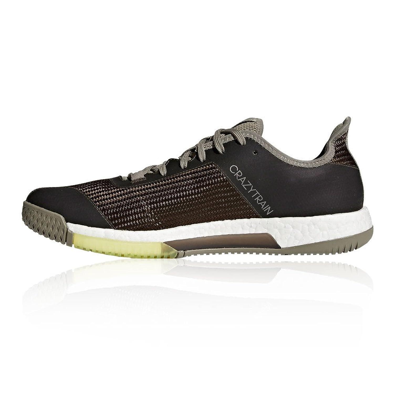 adidas Crazytrain Elite, Chaussures de Fitness Homme, Marron (Umber/Tracar/Ngtmet Umber/Tracar/Ngtmet), 42 EU