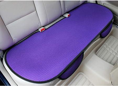 Glitzfas Auto Sitzauflage Autositzauflage Universal Sommer Autositzbezug Auto Vordersitz Rücksitz Kissen Rücksitz Lila Auto