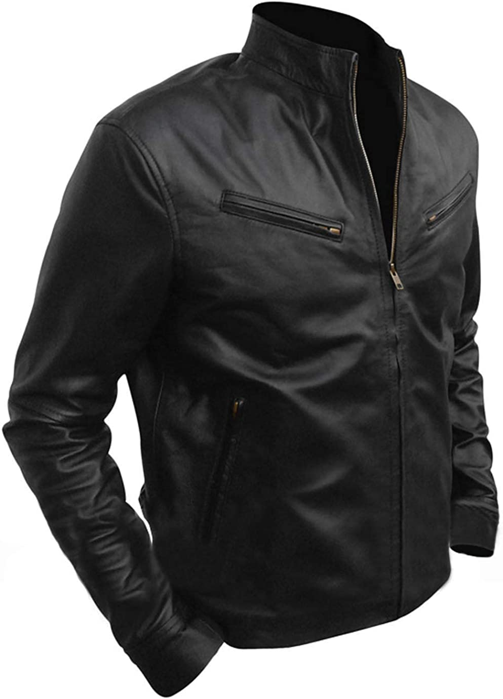 Chase Squad Fast /& Furious 6 Thriller Vin Diesel Faux Leather Jacket Vin Diesel Leather Jacket Collection