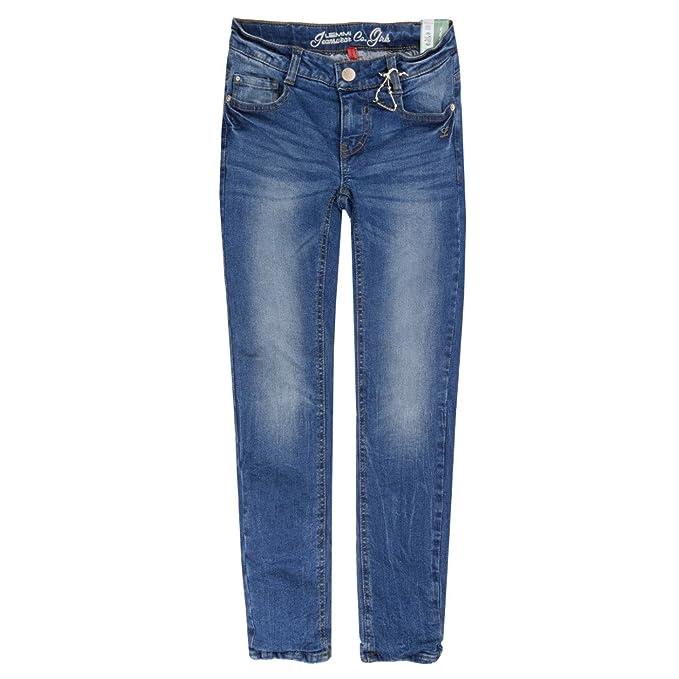 Lemmi Pantalones vaqueros Girls Skinny MID Niños niña azul ...