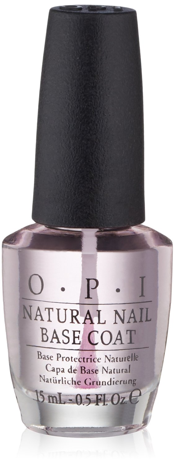 Amazon.com: OPI Nail Lacquer Base Coat, Natural Nail, 0.5 fl. oz ...